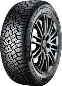 Шины Continental Conti Ice Contact 2 KD 205/60 R16 92T